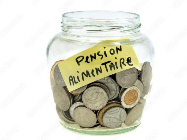 Déduction de pensions alimentaires.